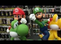 Enlace a Así es una tienda de videojuegos en Japón