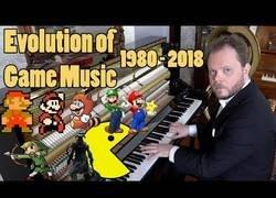 Enlace a Evolución de la música de vídeojuegos