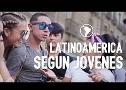 Enlace a Latinoamérica según jóvenes españoles