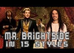 Enlace a Tocando la gran Mr Brightside de The Killers en 15 estilos diferentes