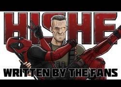 Enlace a Así debería haber terminado Deadpool 2