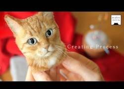 Enlace a La artista japonesa que crea retratos hiper realistas de gatos