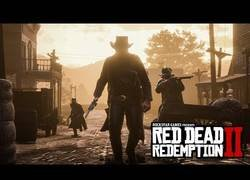 Enlace a Sale a la luz un gameplay de Red Dead Redemption 2 y es maravilloso