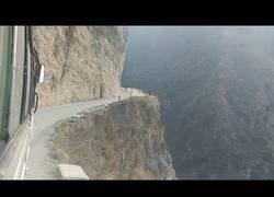Enlace a Un viaje por carretera que no da nada de seguridad en este lugar