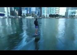 Enlace a Un viaje con Lift eFoil por Miami