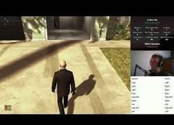 Enlace a Controla el videojuego Hitman con su propia voz para pasarse una misión del juego