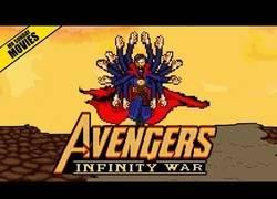 Enlace a Editan la pelea de Los Vengadores frente a Thanos con 16-bit