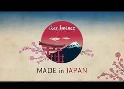 Enlace a Iker Jiménez nos lleva de paseo por un supermercado japonés y las comidas más curiosas