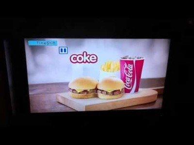 No era el mejor momento para poner ese anuncio por televisión