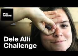 Enlace a Cómo hacer el Dele Alli Challenge