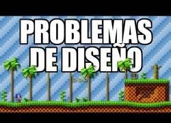 Enlace a Los problemas de diseño de Sonic