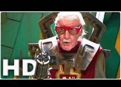 Enlace a Apariciones de Stan Lee en el cine de 1989 a 2018