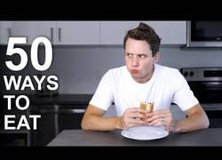 Enlace a 50 formas diferentes en las que comer