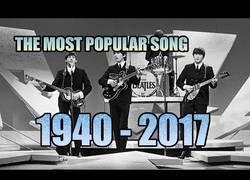 Enlace a Las canciones más exitosas cada año en el Mundo de 1940 hasta 2017
