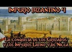 Enlace a El Imperio Bizantino y las Cruzadas