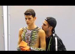 Enlace a España es el único país del mundo en el que se celebra un campeonato de gimnasia rítmica masculina