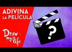 Enlace a ¿Eres capaz de adivinar la película? Reto de Draw My Life