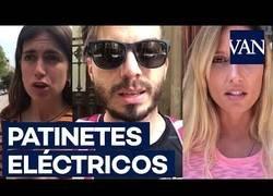 Enlace a ¿Qué opina la gente sobre el uso del patinete eléctrico?