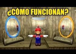 Enlace a Portales, espejos y efectos en videojuegos