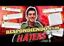 Enlace a Jordi ENP hace un acto de valentía y responde a los haters