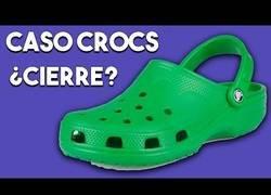 Enlace a Crocs cierra fábricas, ¿por qué? Explicación real