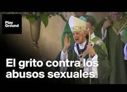 Enlace a Un hombre interrumpe así el sermón del arzobispo de Washington