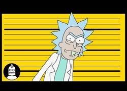 Enlace a Motivos que lo llevarían a la cárcel a Rick