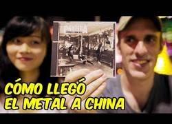 Enlace a La música prohibida que llegó a China con nuestra basura