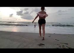Enlace a Quería grabarse en la playa pero lo que hicieron estos perros frente a la cámara quedará para el recuerdo
