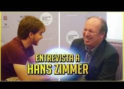 Enlace a Jaime Altozano entrevista al gran Hans Zimmer