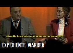 Enlace a El ser que hizo temblar a los Warren