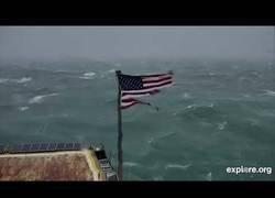 Enlace a El timelapse del huracán Florence resumido en pocos segundos