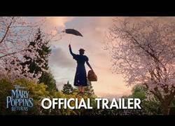 Enlace a Estrenan el tráiler del retorno de Mary Poppins a las salas de cine
