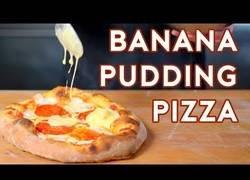 Enlace a Banana Pudding Pizza de Doug