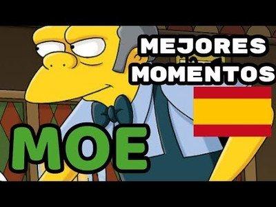 Moe siempre en nuestros corazónes  /mejores momentos/