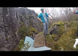 Enlace a Escalando rocas es un error
