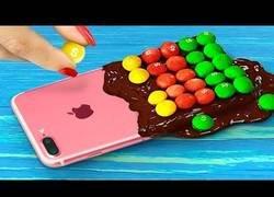 Enlace a Cómo hacer fundas comestibles para tu móvil (DIY)