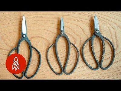 Los japoneses y el arte de cortar: cómo fabrican unas tijeras de podar bonsáis de 35.000 dólares
