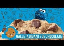 Enlace a GALLETA GIGANTE DE CHOCOLATE