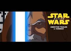 Enlace a Star Wars: Episode IV - A New Hope: en anime