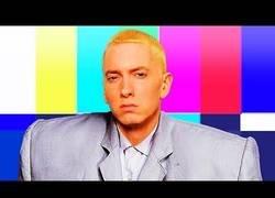 Enlace a Eminem como una canción de Talking Heads