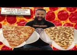 Enlace a La porción de pizza más grande del mundo