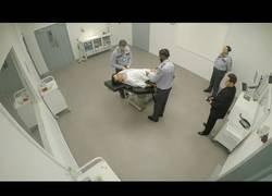 Enlace a [Abstenerse sensibles] Fallo en la inyección letal a un condenado