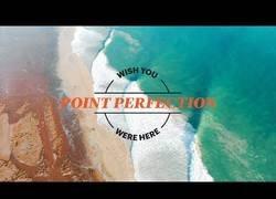 Enlace a Descubre uno de los spot sobre surf más impresionantes jamás creados