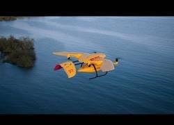 Enlace a Esto es Parcelcopter 4.0 el repartidor para zonas rurales de difícil acceso