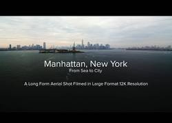 Enlace a Una visita por Manhattan en 12k