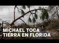 Enlace a Florida sufre el embate de Michael