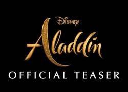 Enlace a Estrenan el primer tráiler del 'live action' de Aladdin