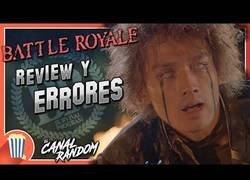 Enlace a Errores de Battle Royale