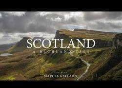 Enlace a Una visita por los lugares más maravillosos de Escocia a través de un timelapse